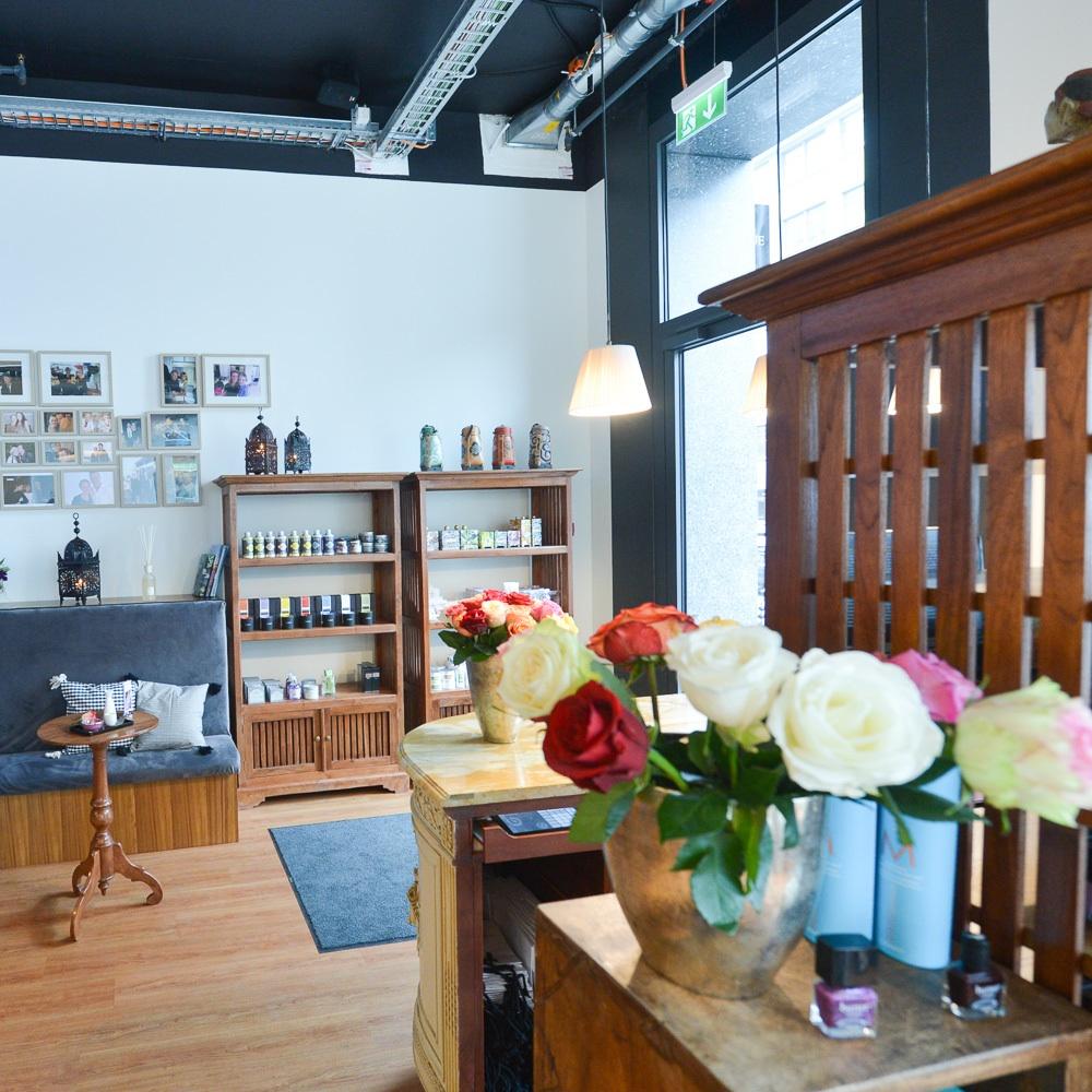 Schminkbar Wellness Spa Zürich Studio