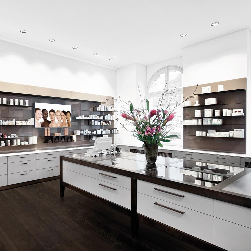 Skin Biology Center-Hamburger Innenstadt-Shop
