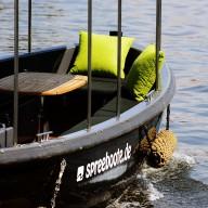 Spreeboote - Die schönsten Boote leihen ohne Führerschein