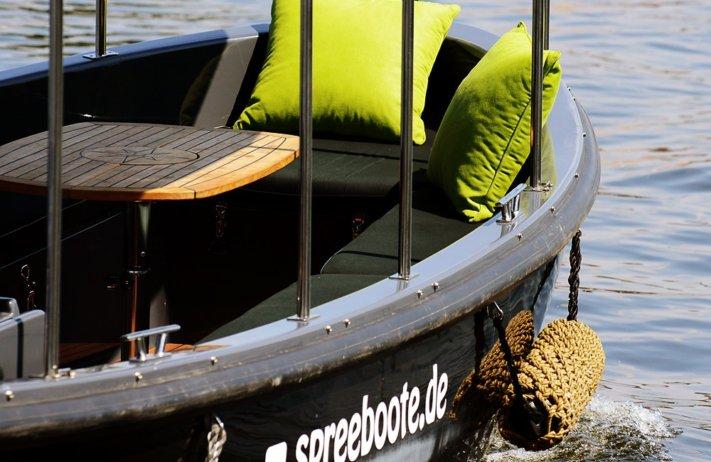 Spreeboote Berlin