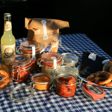 Spreeboote Bootsverleih Berlin Picknick