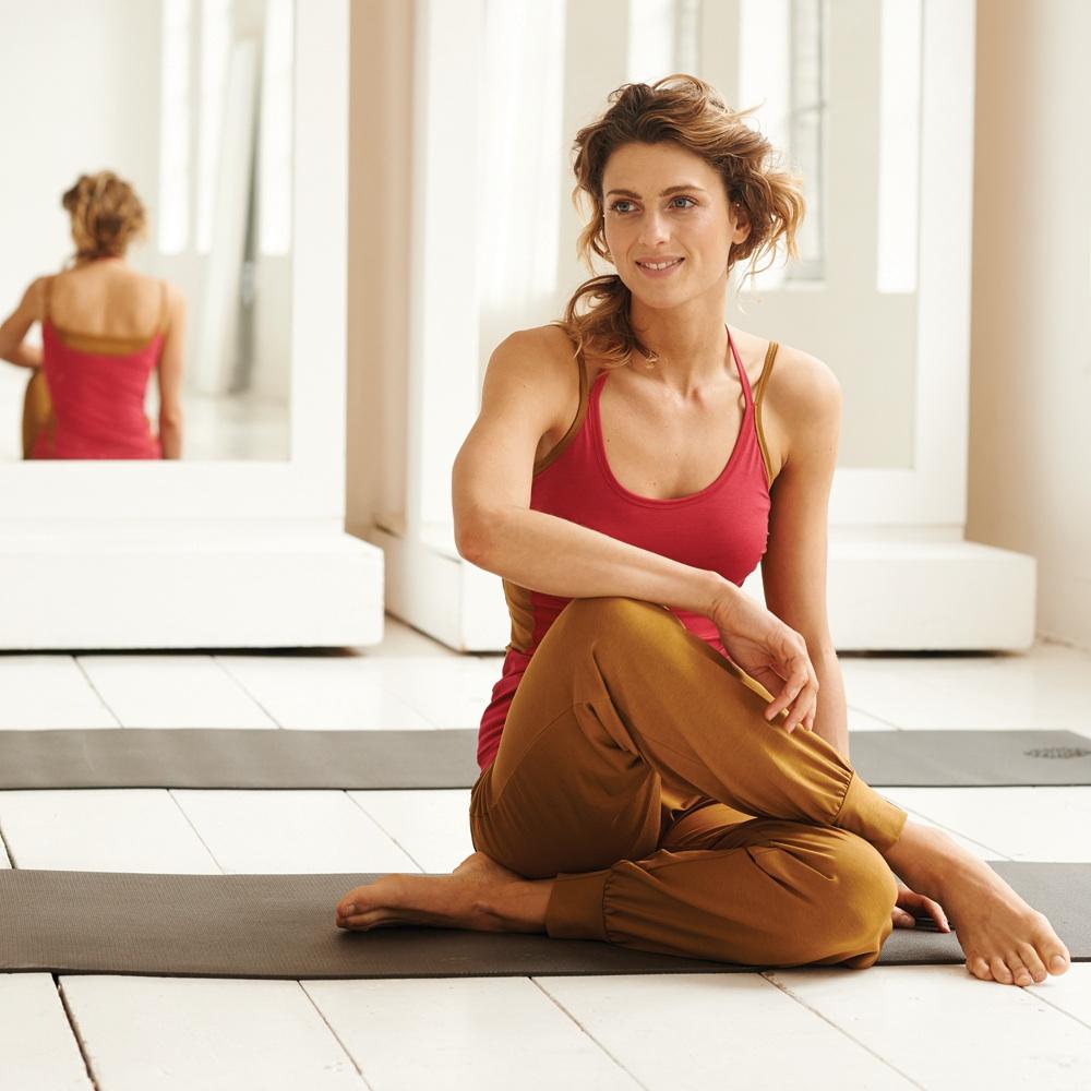 Wellicious-Yoga-Pilates Kleidung-Yoga-Hose