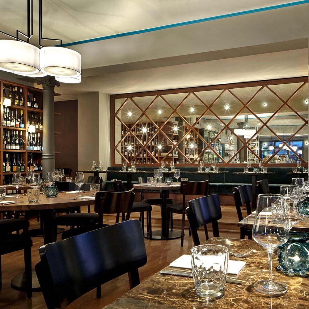 Witwenball Weinbar Restaurant Eimsbuettel Interieur