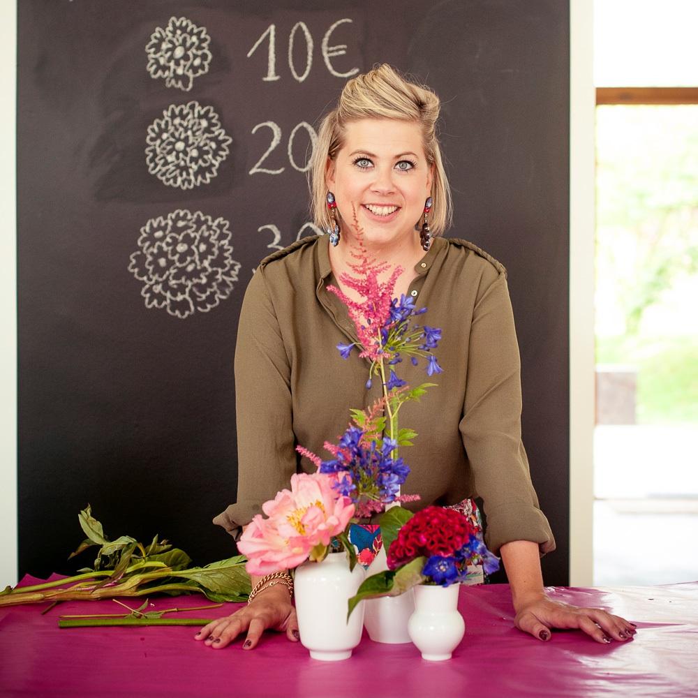 Bloomy Days Blumen Versand online Floristin