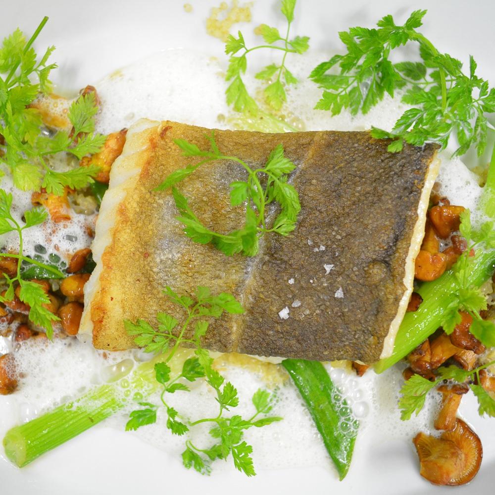 Fillet of Soul Restaurant Deichtorstraße Hamburg Fisch