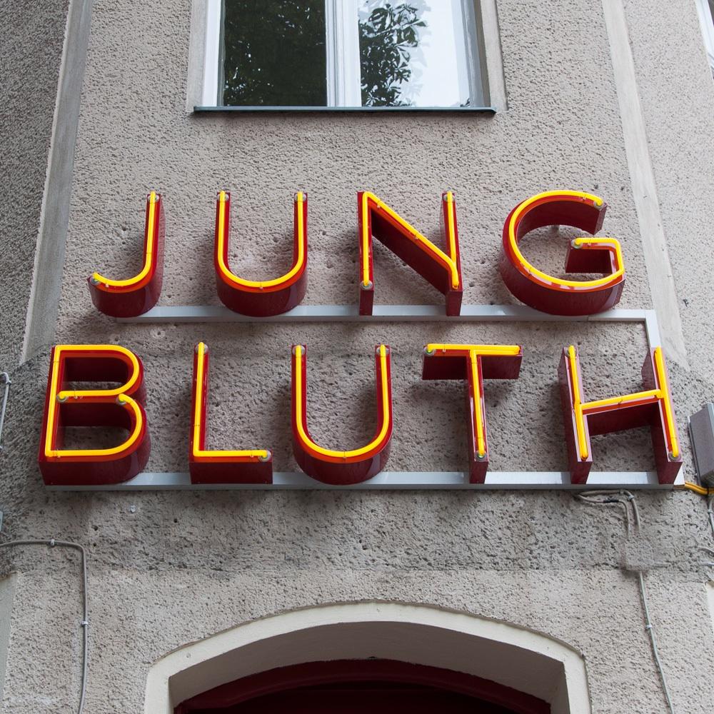 Jungbluth Restaurant Berlin Steglitz Außenansicht