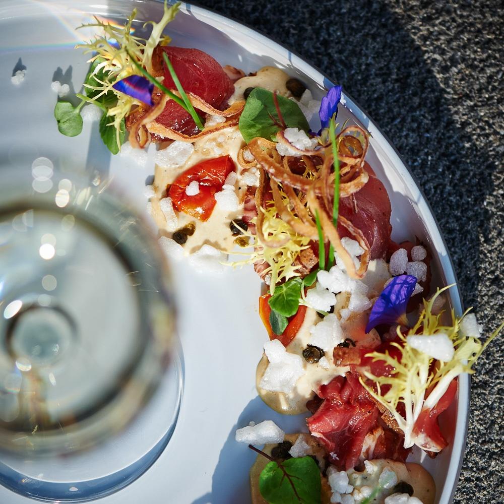 Ono Steffen Henssler Sushi Hamburg Vorspeise