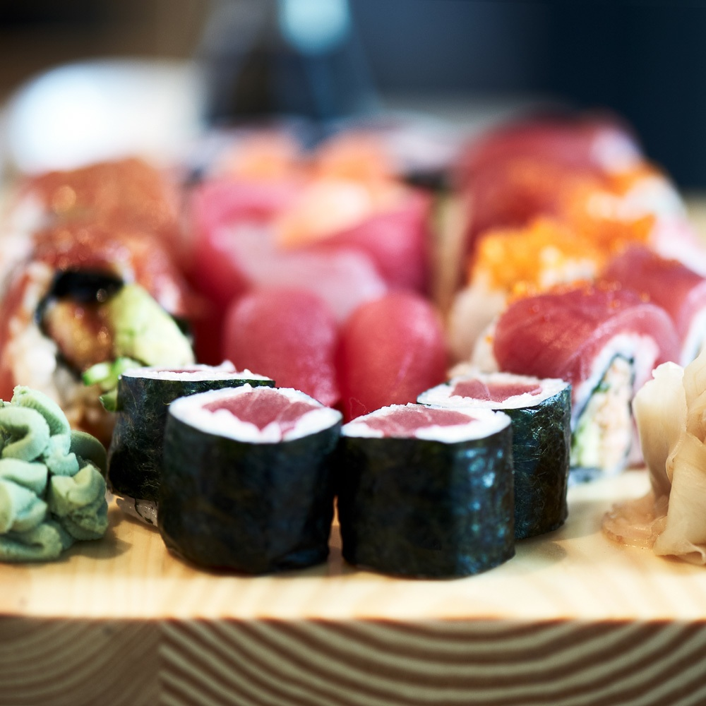 Ono Sushi Restaurant Henssler Hamburg Sushi