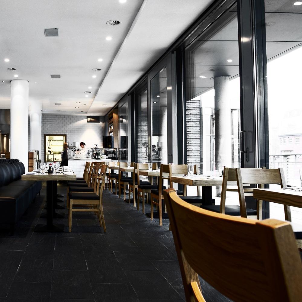 Ono Sushi Restaurant Henssler Hamburg Interieur