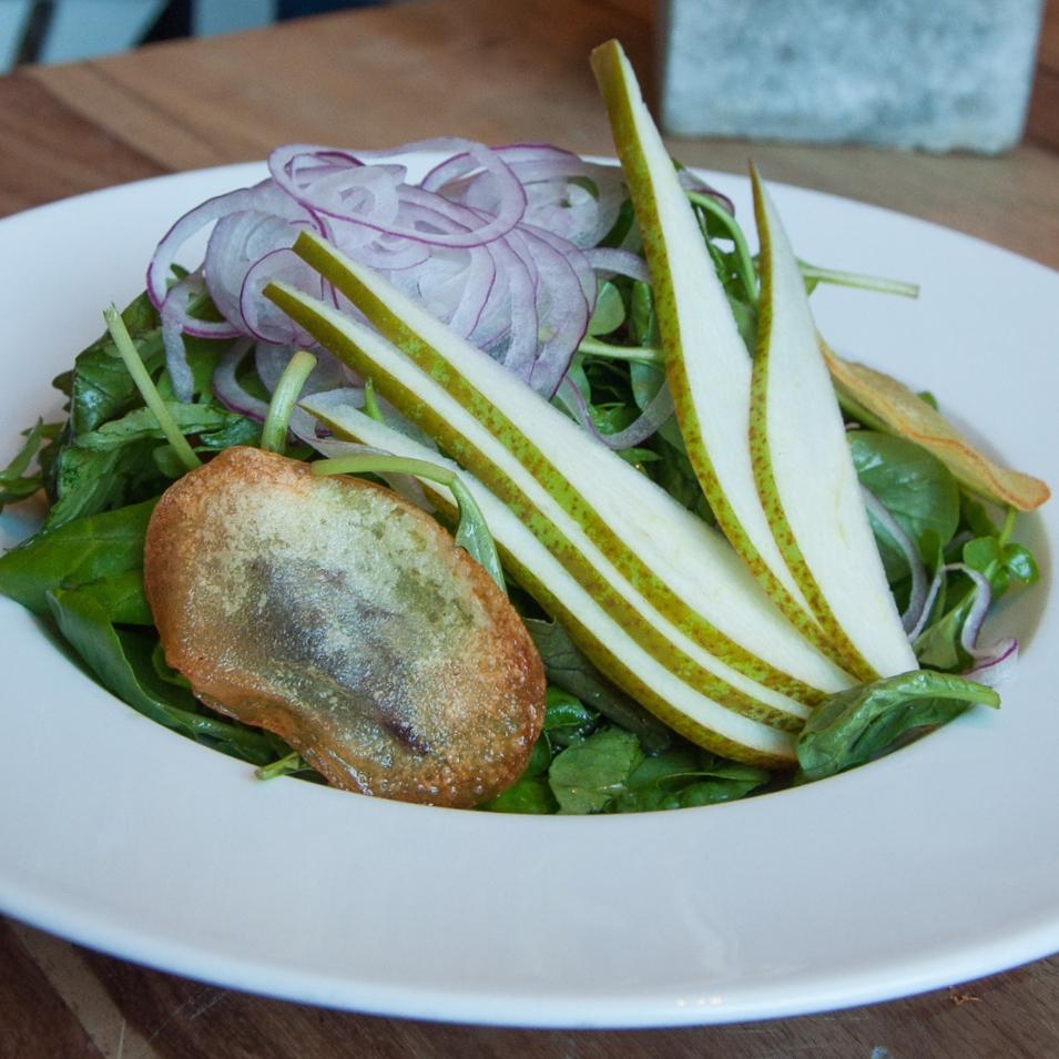 Parker Bowles Restaurant Berlin Kreuzberg Salat