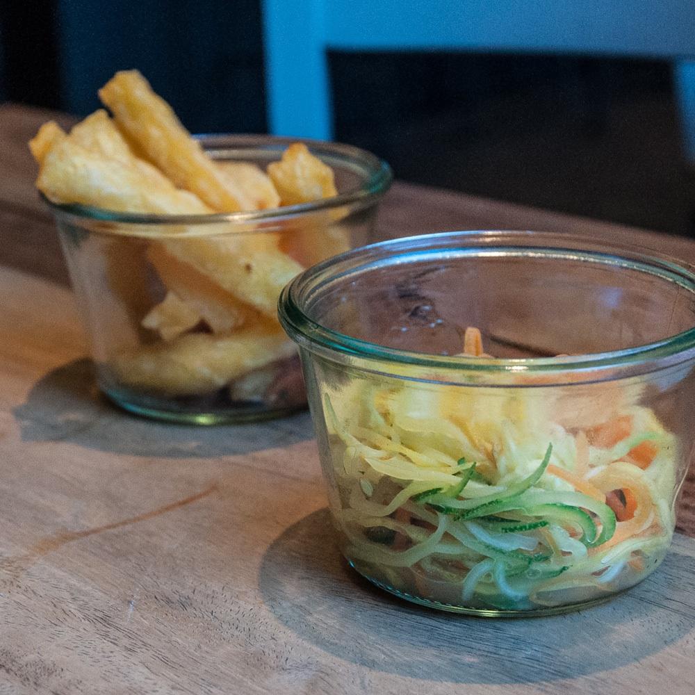 Parker Bowles Restaurant Berlin Kreuzberg Pommes Frites