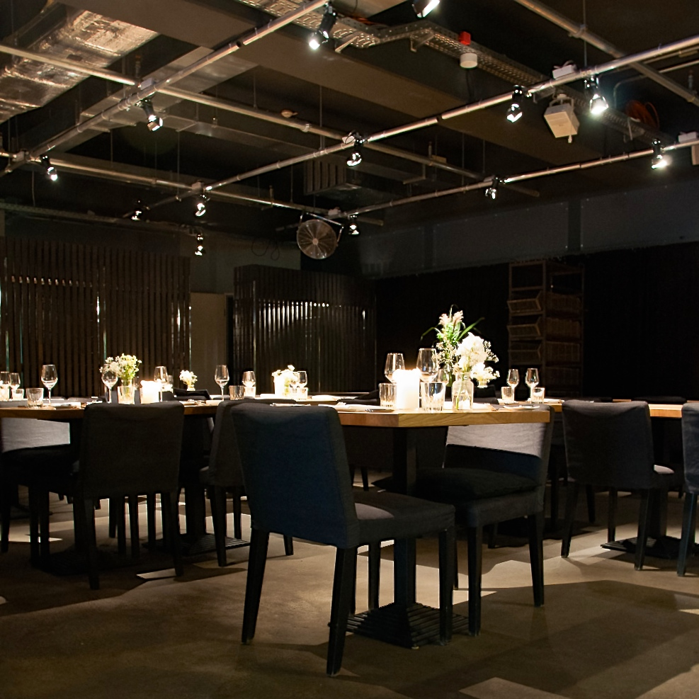 Parker Bowles Restaurant Berlin Kreuzberg Gastraum