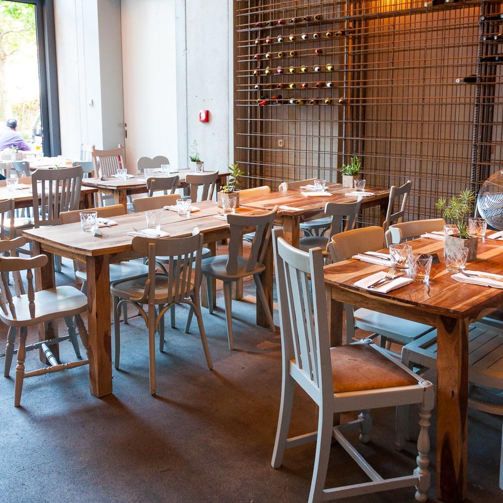 Parker Bowles Restaurant Berlin Kreuzberg Einrichtung