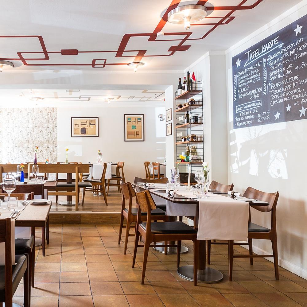 Restaurant Olsen Eimsbüttel Innenraum