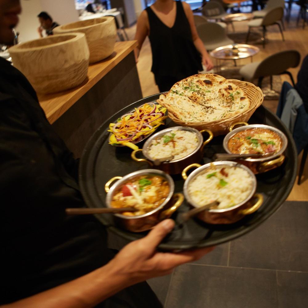 Guru Indisches Restaurant Kopenhagen Speisen