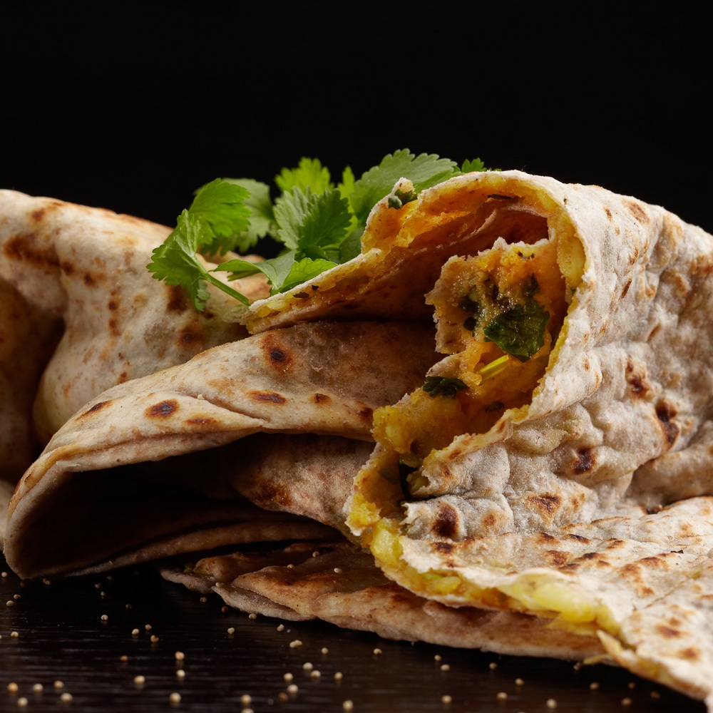 Guru Indisches Restaurant Kopenhagen Indisches Brot