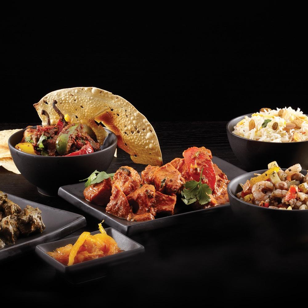 Guru Indisches Restaurant Kopenhagen Gerichte