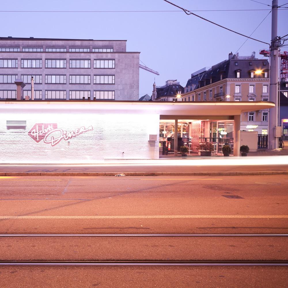 Helvti Diner Burger Zürich Außenansicht
