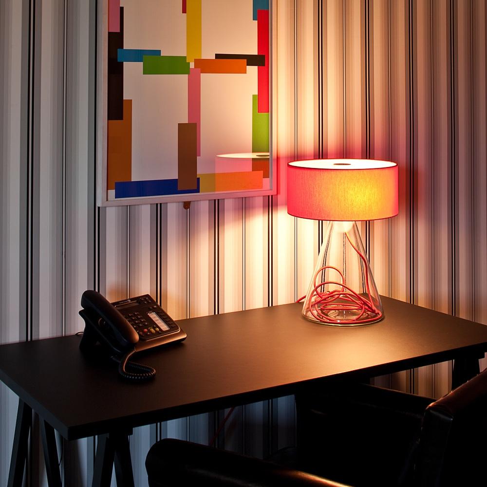 Helvetia Hotel Zürich Zimmer Schreibtisch