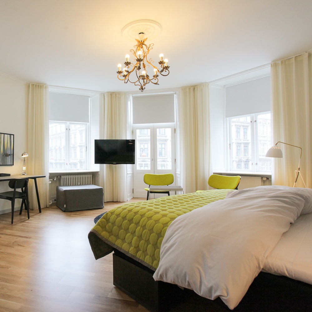 Ibsens Hotel Kopenhagen Altstadt Doppelzimmer
