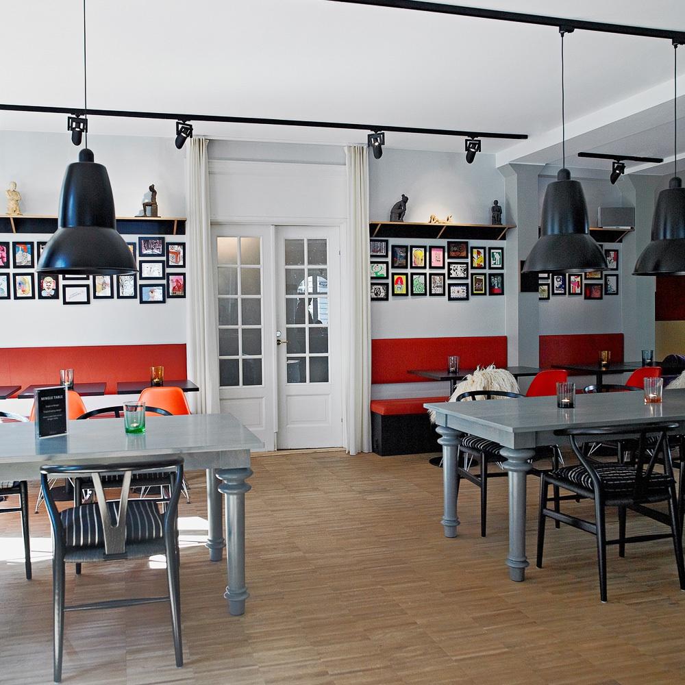 Ibsens Hotel Kopenhagen Altstadt Restaurant