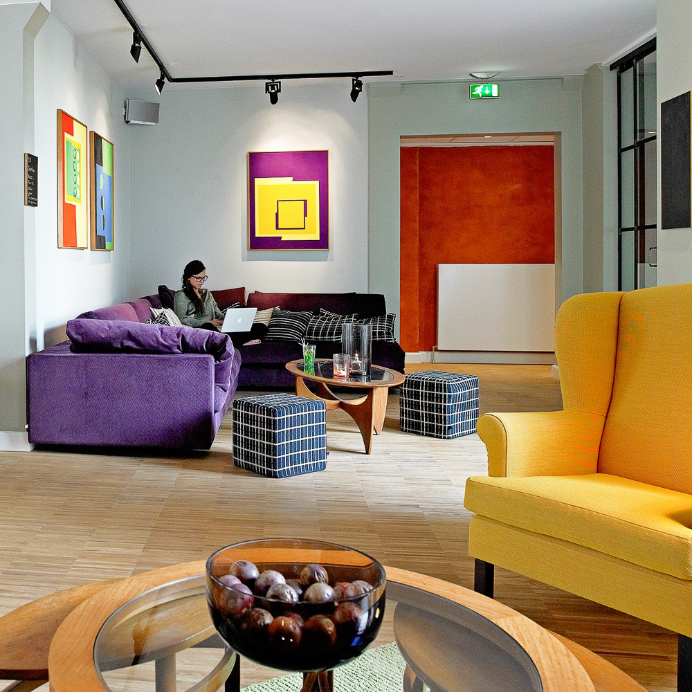 Ibsens Hotel Kopenhagen Altstadt Lounge