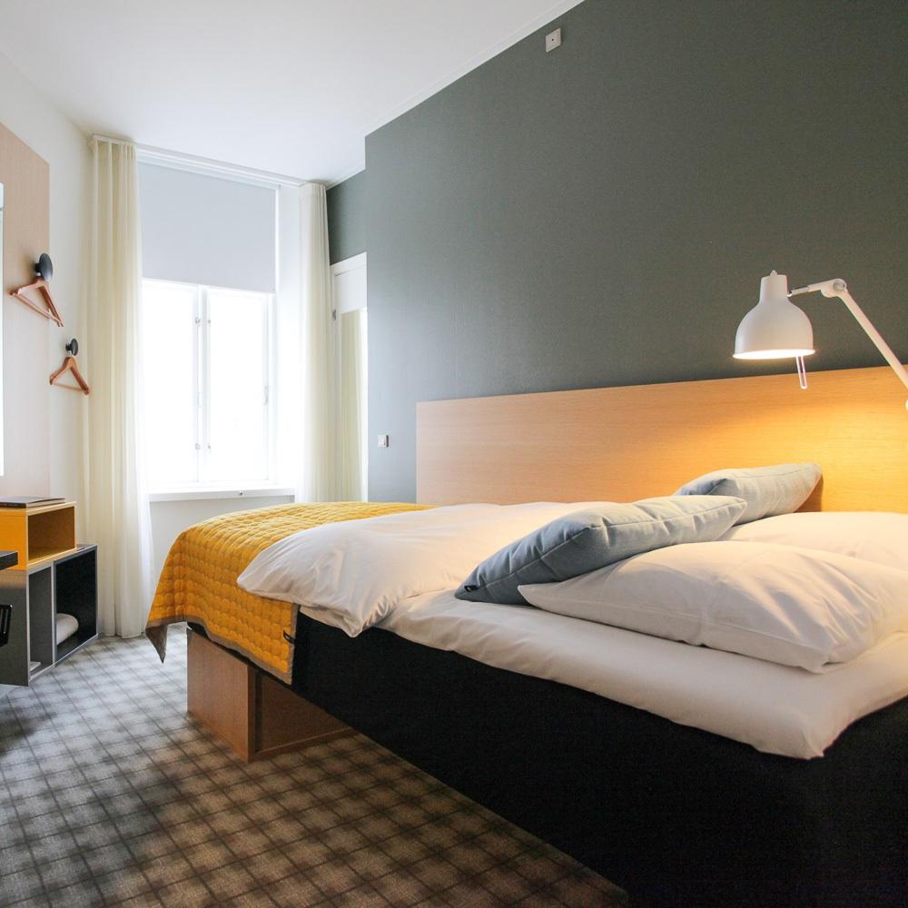 Ibsens Hotel Kopenhagen Altstadt Zimmer
