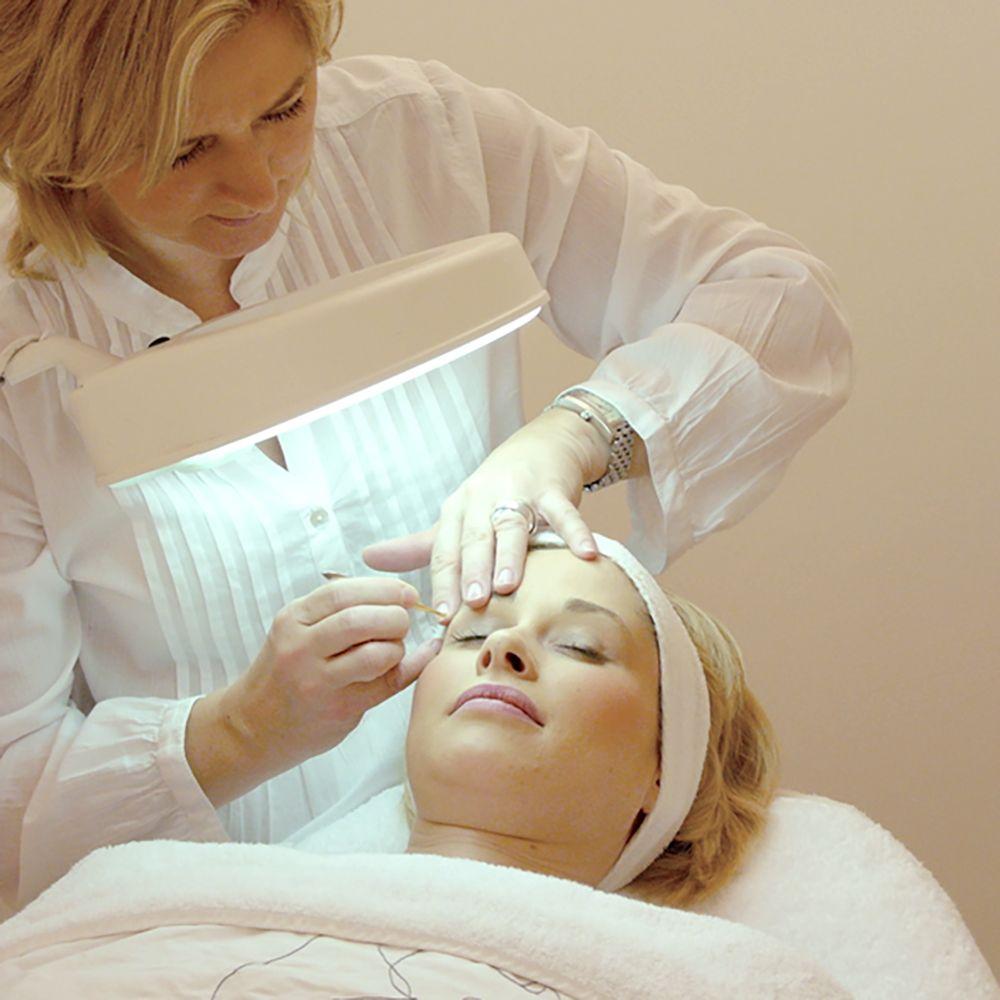 Kosmetik Andrea Luebker Hamburg Innenstadt Behandlung