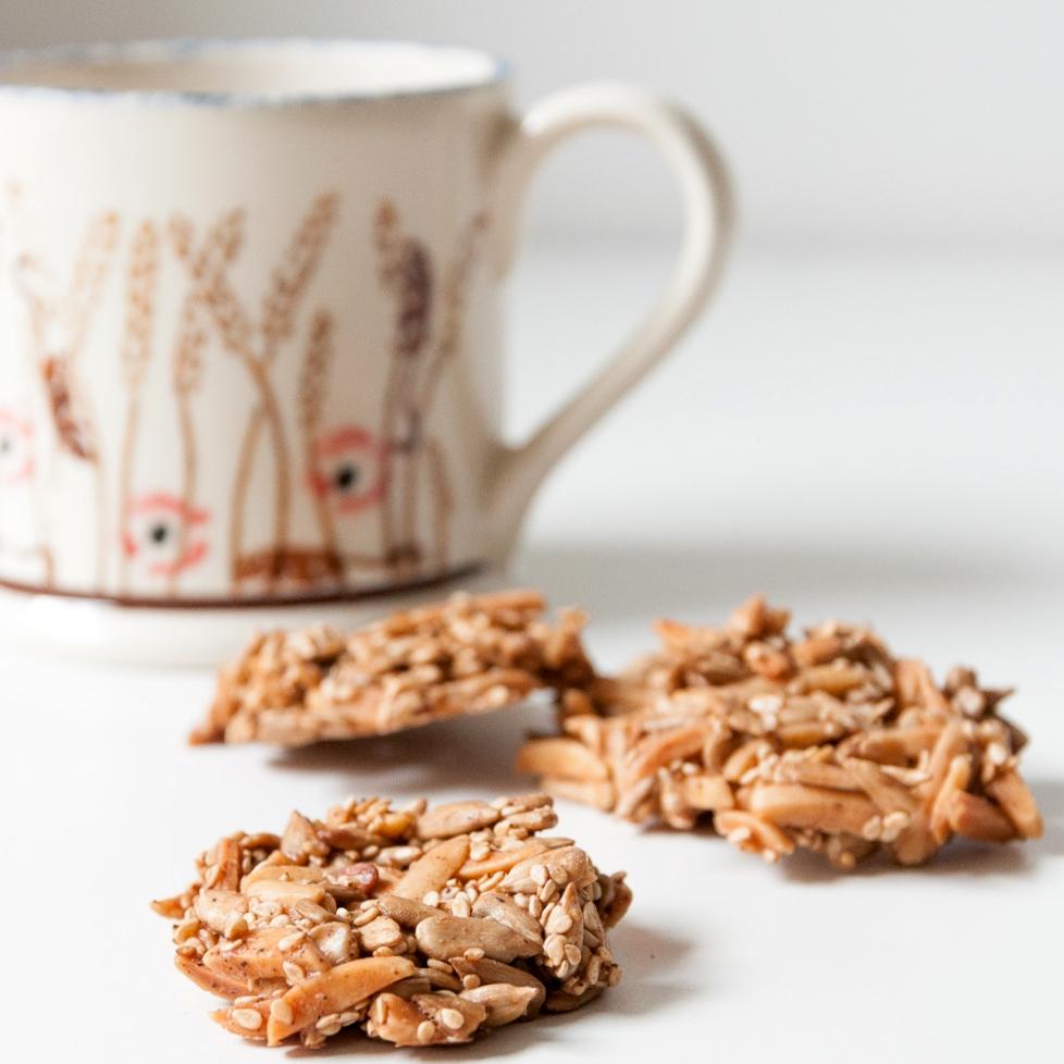 Mandel Kekse Paleo ohne Zucker
