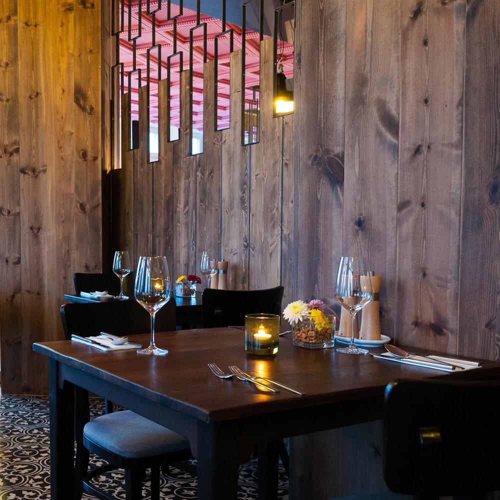 Mio Matto Veganes Restaurant Berlin Interieur