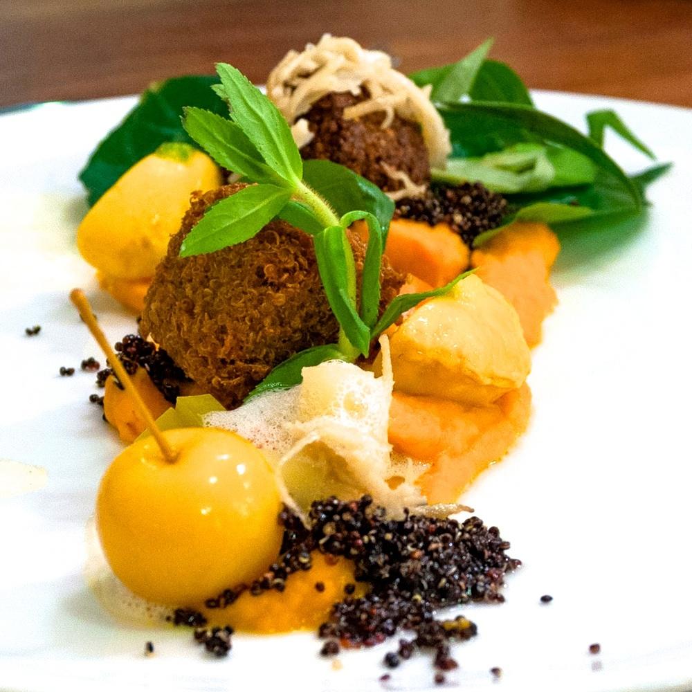 Mio Matto Veganes Restaurant Berlin vegane Gerichte