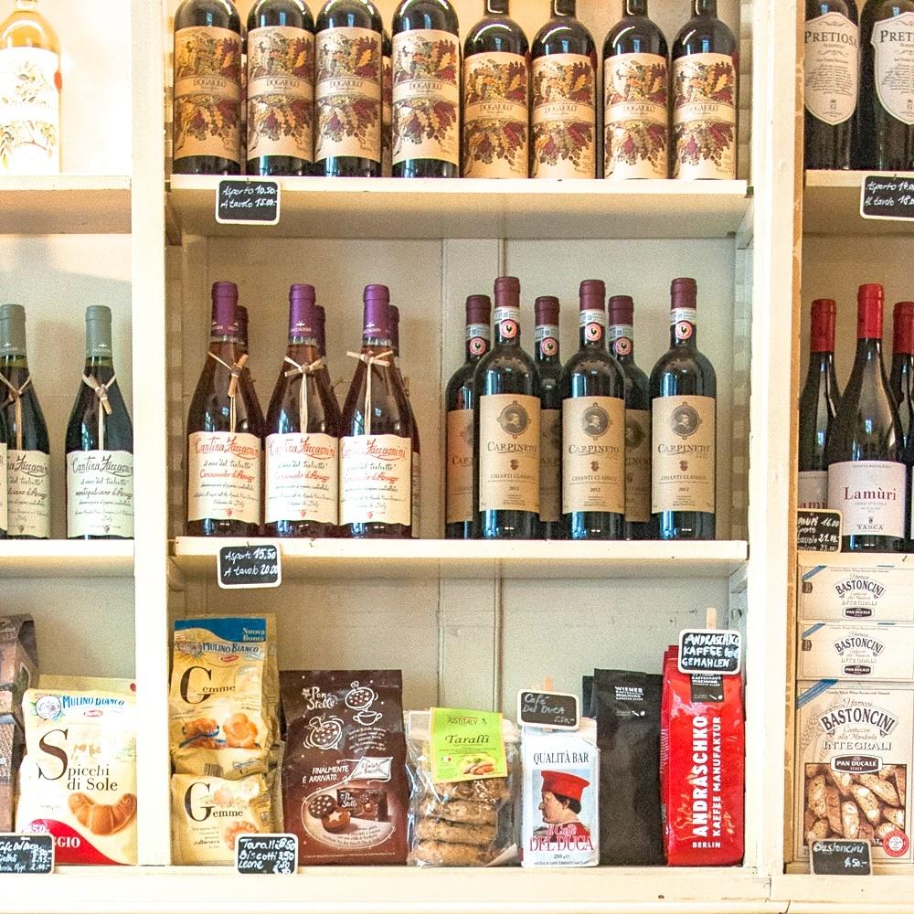 Salumeria Lamuri Berlin Köpenickerstraße Wein