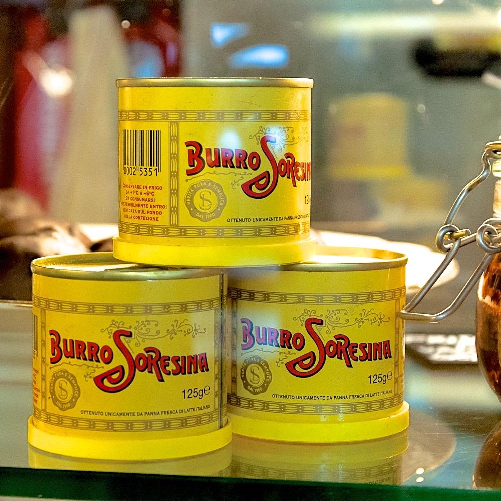 Salumeria Lamuri Berlin Köpenickerstraße Butter