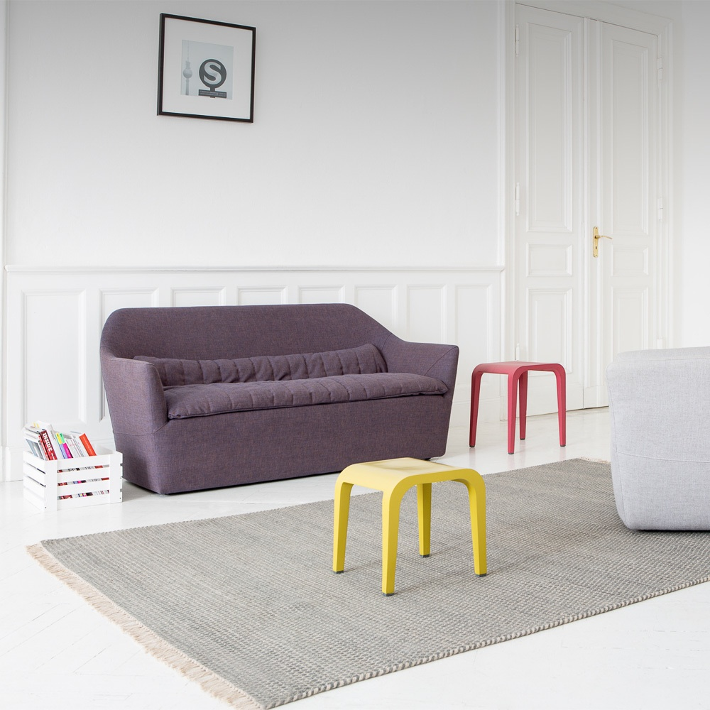 Sitzfeldt Sofa Sessel online bestellen violettes Sofa