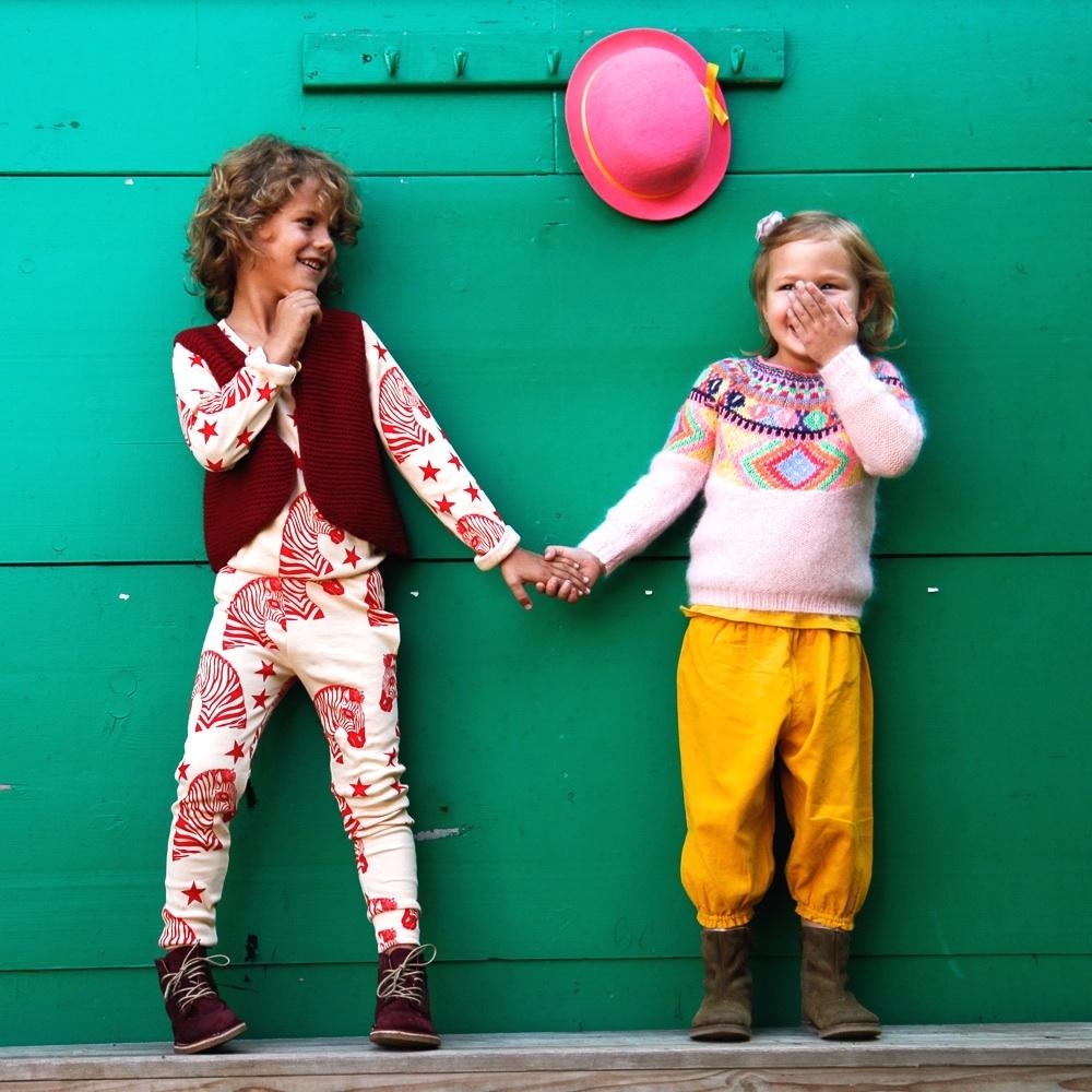 Zirkuss Kindermode Shop Zürich Kleidung für Mädchen