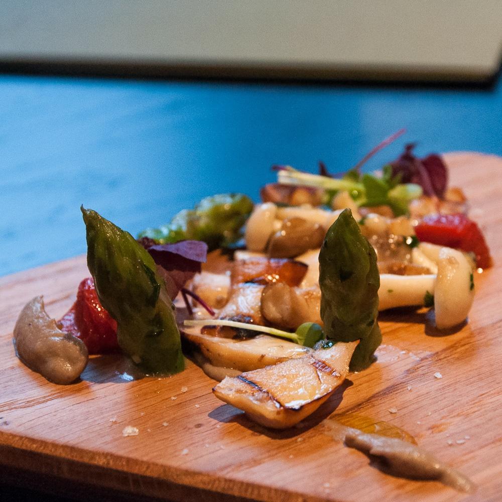 Dae Mon Koreanisches Restaurant Berlin Gemüse