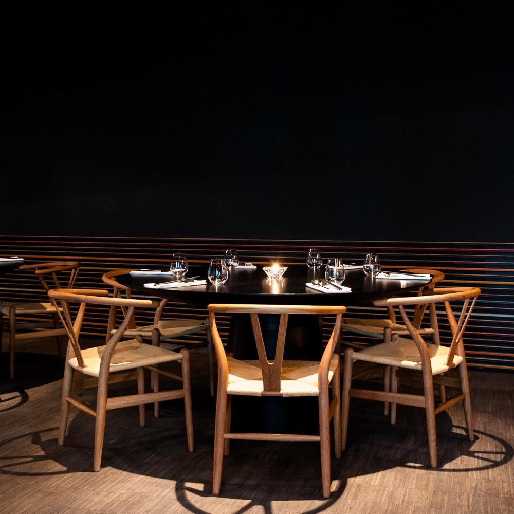 Dae Mon Koreanisches Restaurant Berlin Monbijou Tisch