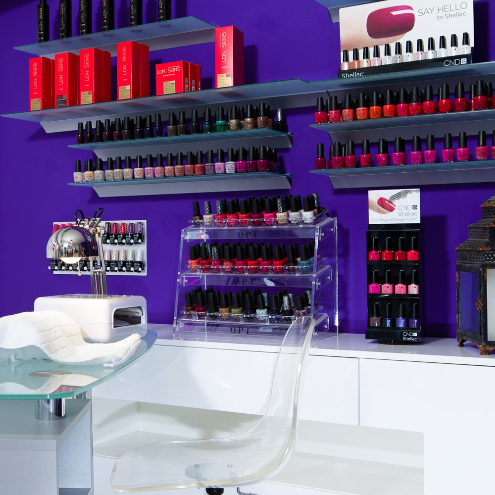 Pure Beauty Spa Zürich Nagellack