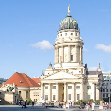 Top 10 Berlin Gendarmenmarkt