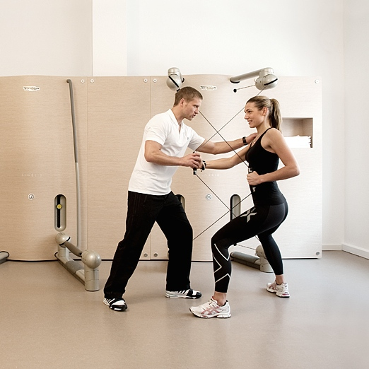 Trainingslager Raphael Jesse Personal Trainer Workout