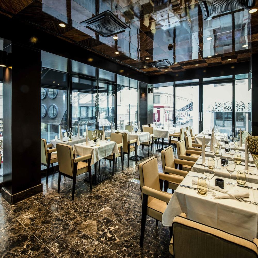 Bloom Dachterrasse Cafe Bar Wien Interieur