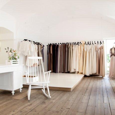 Elfenkleid Brautmode Mode Wien Geschäft