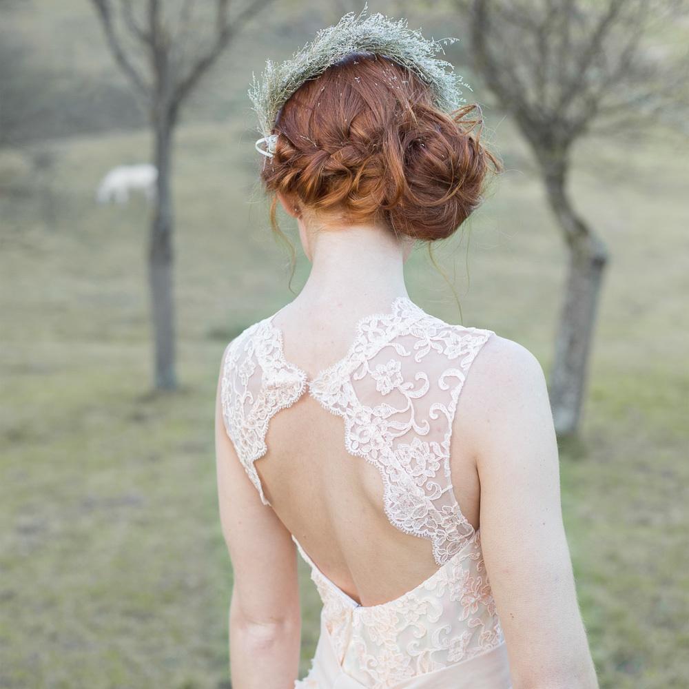 Elfenkleid Brautmode Mode Wien Hochzeitskleid
