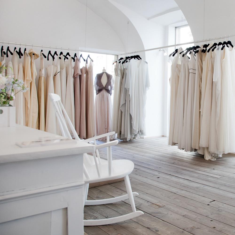 Elfenkleid Brautmode Mode Wien Shop Kleider