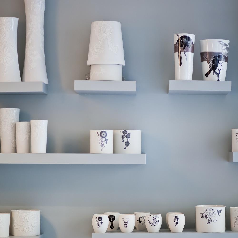 Feine Dinge Shop Wien Becker und Vasen