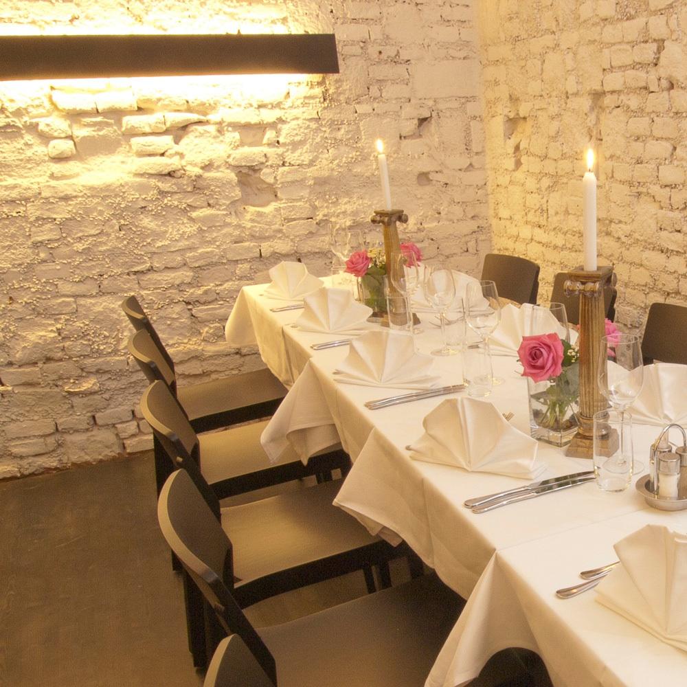 Gmoakeller Restaurant Wien Einrichtung