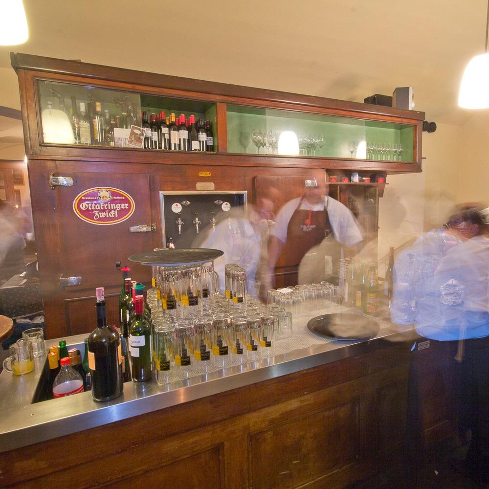 Gmoakeller restaurant in vienna vienna creme guides for Food bar wien
