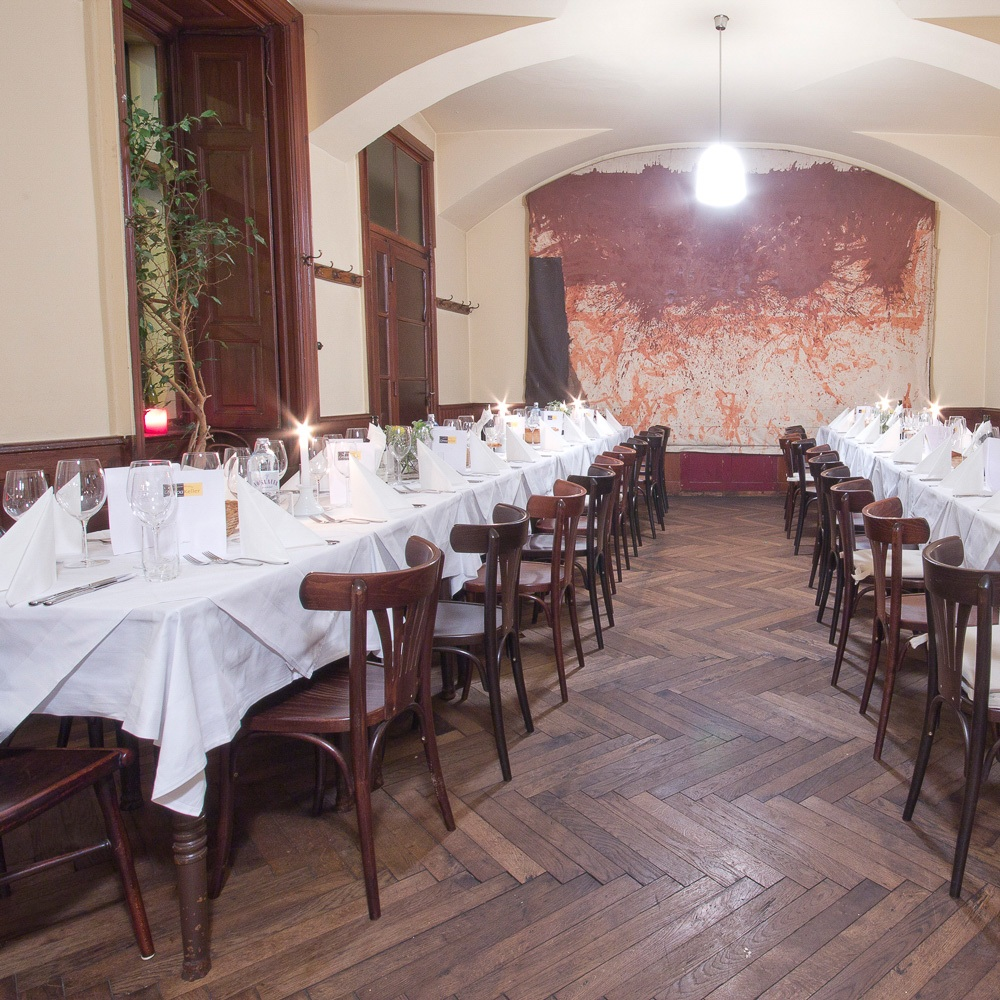 Gmoakeller Restaurant Wien Interieur
