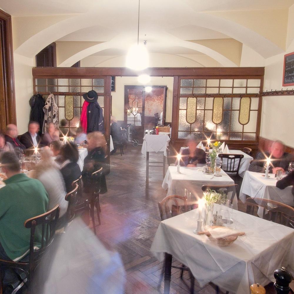Gmoakeller Restaurant Wien Gastraum