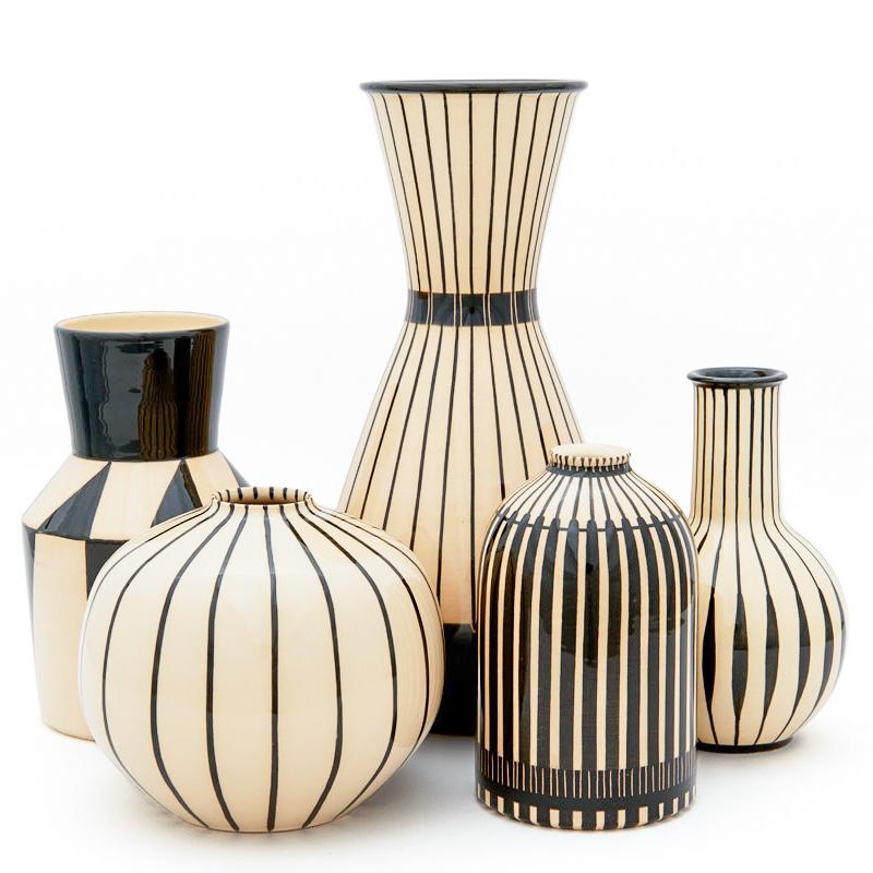Hedwig Bollhagen Werkstätten Marwitz Vasen